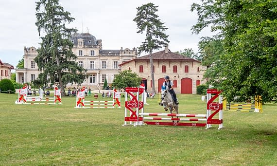 Grand Prix Giscours: from 1 to 4 July, experience an exceptional horse show