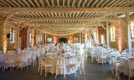 Your wedding in a Bordeaux vineyard: Giscours help you organise a wonderful day